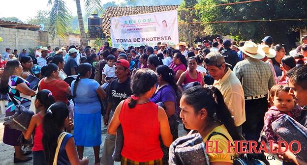 EDECOM Coahuitlán, listo para apoyar a Lupita Meza