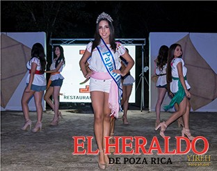 """Miss Teen Mundial Papantla, 2017"""
