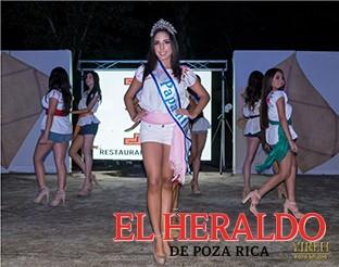 """Miss Teen Mundial Papantla, 2017"""