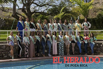 """Miss Earth Veracruz 2018"""