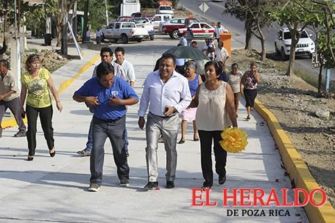 Concretan más obras en Lázaro Cárdenas