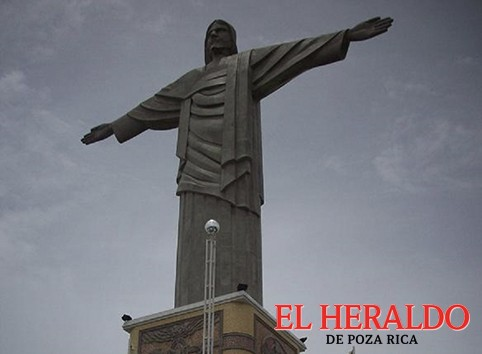 Cristo Redentor un atractivo muy visitado