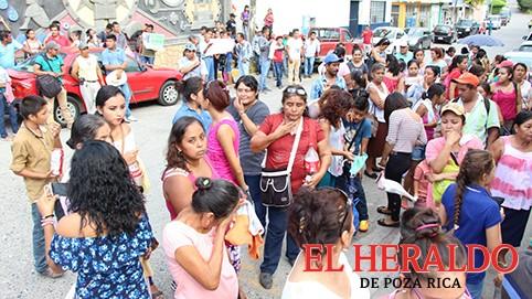 Denuncian tortuguismo en Fiscalía de Tihuatlán