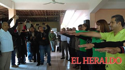 Mayuli Ortega asume la dirigencia del PVEM