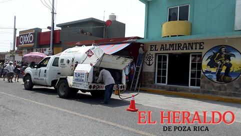 Restringirán acceso a camiones distribuidores de Gas LP