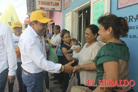 Tihuatlán mi mejor referencia: Goyo Gómez