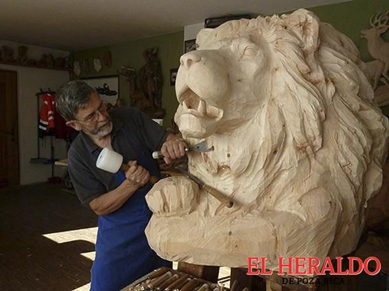 Sobresalen escultores tihuatecos
