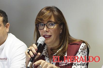 Morena pedirá desafuero de Eva Cadena