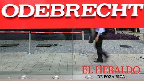 Piden juicio a involucrados en caso Odebrecht