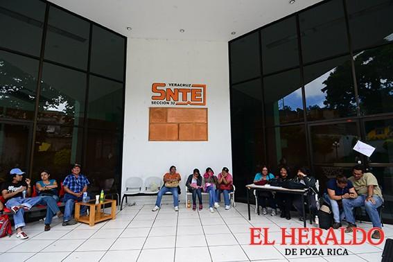 Sección 32 del SNTE sigue unida: Callejas