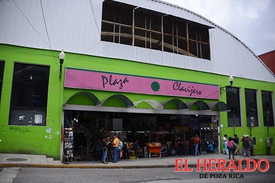 Ayuntamiento limpiará plaza Clavijero