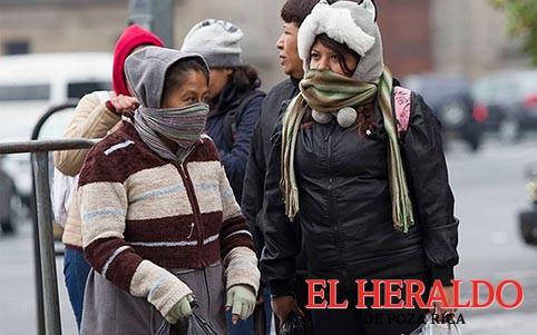 Xalapa registrará hasta 8 grados