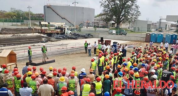 Anuncia Miguel Ángel Yunes Márquez construcción de dos C5i