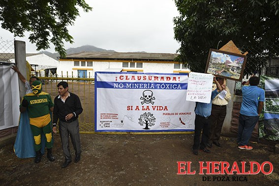 Veracruz, tierra de mineras, fracking y represas