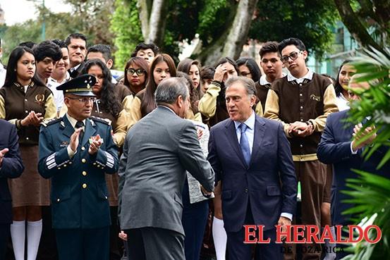 Se llevará Gobernador cámaras a Martínez