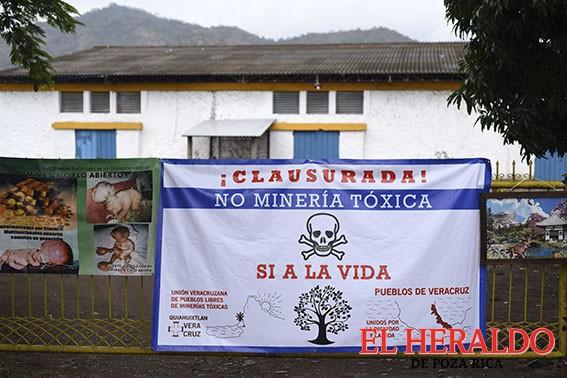 Mineras tendrían más de 300 permisos en Veracruz