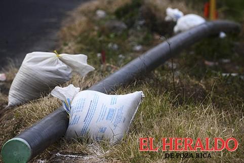 Introducen gasoducto en la Xalapa-Veracruz