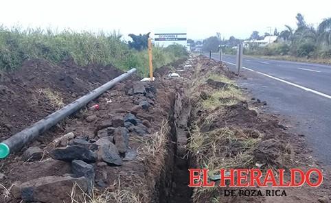 Atrasan permisos en introducción de gasoducto