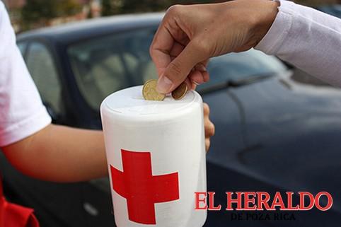 Poca respuesta al boteo de la Cruz Roja