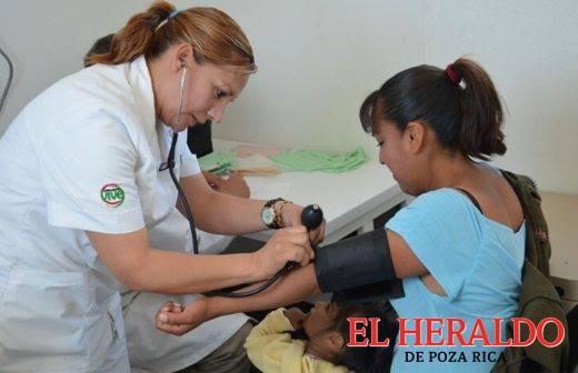 Vienen médicos especialistas de Veracruz