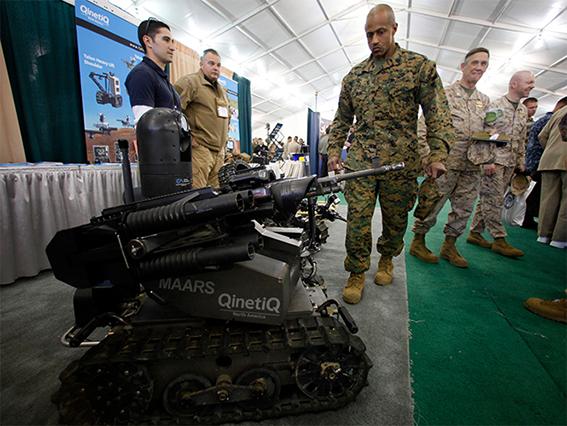 Activistas llaman a legislar sobre 'robots asesinos'