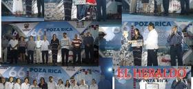 Celebran 66 Aniversario de Poza Rica