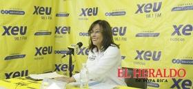 Presenta Rocío Nahle las mejores propuestas en debate de candidatos al Senado