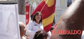 Vamos al Senado por un cambio de régimen: Rocío Nahle
