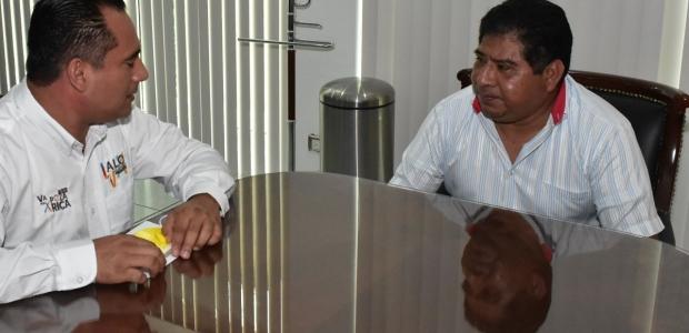Promete Lalo, gobierno dinámico para Poza Rica