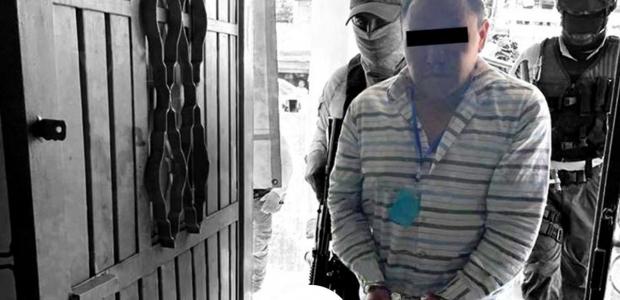Recluyen a Goyo Gómez en el penal de Tuxpan