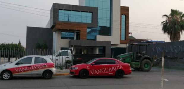 Sacan de circulación al Diario Vanguardia