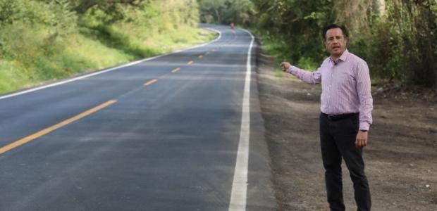 'Estamos cambiando la imagen de las carreteras': CGJ