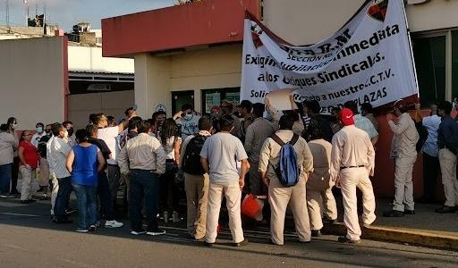 Plazas de Pemex un negociazo: MN