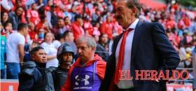 Ricardo La Volpe deja de ser director técnico del Toluca
