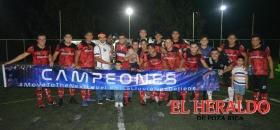 Derek FC, bicampeón