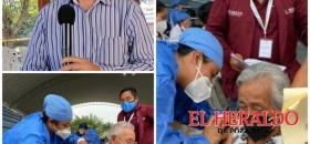 Complace a Alcalde inicio de vacunación