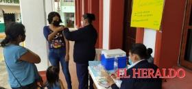 Concluye vacunación contra la influenza